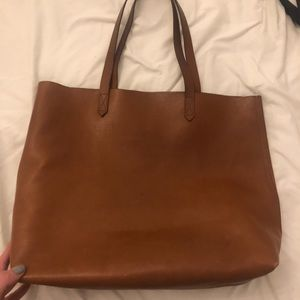 Madewell transport bag